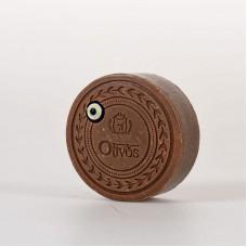 Натуральное оливковое мыло Olivos Amulet Vanilla  100 гр
