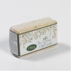 Натуральное оливковое мыло Olivos Classic Olive Leaf soap series  150 гр