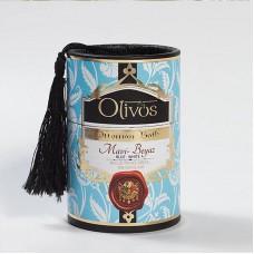 Натуральное оливковое мыло Olivos Ottoman Bath series Blue-White  2х100 гр