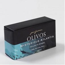 Натуральное оливковое мыло Olivos Perfumes series Mysterious Atlantis  250 гр