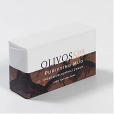 Натуральное оливковое мыло Olivos Spa series Mud  250 гр