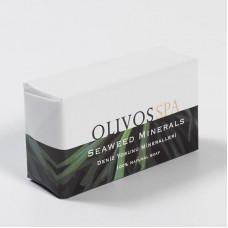 Натуральное оливковое мыло Olivos Spa series Seaweed Minerals  250 гр