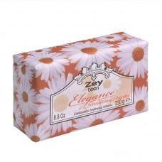 Натуральное оливковое мыло ZeyTeen Elegance series Daisy  250 гр