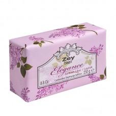 Натуральное оливковое мыло ZeyTeen Elegance series Lilac  250 гр