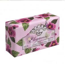 Натуральное оливковое мыло ZeyTeen Elegance series Violet  250 гр