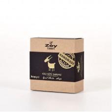 Натуральное оливковое мыло ZeyTeen Goat milk  150 гр