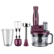 Блендер MR.CHEF QUADRO BLENDER SET violet