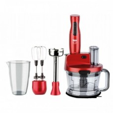 Блендер MR.CHEF QUADRO BLENDER SET Red