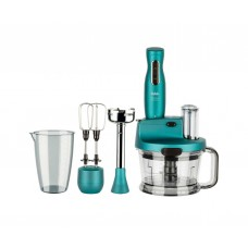 Блендер MR.CHEF QUADRO BLENDER SET turquosie