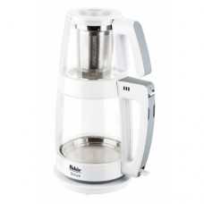 Двухуровневый электрический чайник SHAYE TEA MAKER white 2,3l