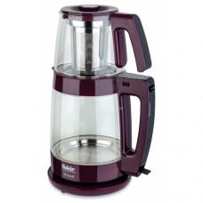 Двухуровневый электрический чайник SHAYE TEA MAKER violet 2,3l