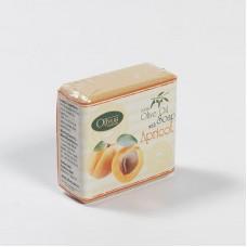 Натуральное оливковое мыло Olivos Herbs & Fruits series with Apricot  126 гр