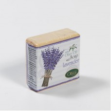 Натуральное оливковое мыло Olivos Herbs & Fruits series with Lavender  126 гр
